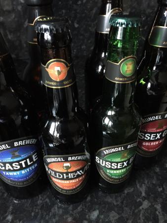 Arundel Brewery Shop