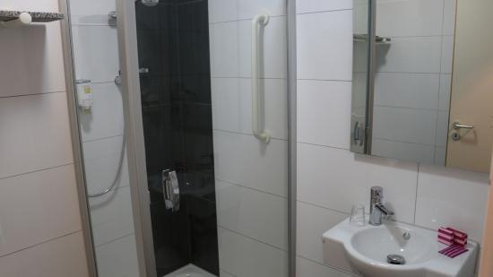 City Club Hotel Rheine: Neues Badezimmer