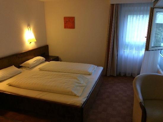 Fuerstenhof Reutlingen : comfy bed