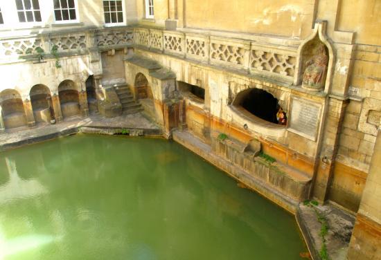 Roots Travel & Tours: The Roman baths, Bath