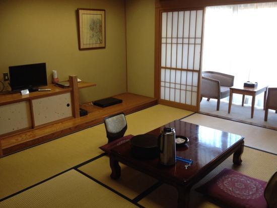Taichonomori : 二階和室