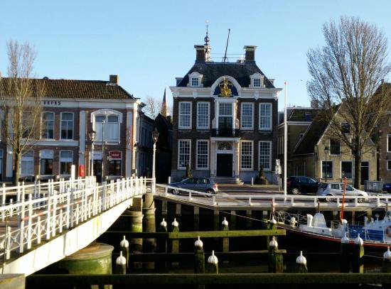 Port of Harlingen: City Hall, Harlingen
