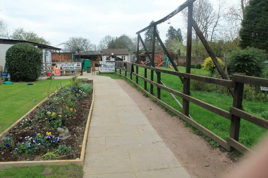 Kings Langley, UK: Langleybury Children's Farm