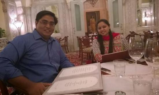 The Rajput Room: Shalini-Rohan