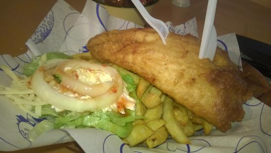 Rock's Traditional Fish & Chips