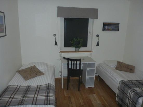 Brink Hotell: room