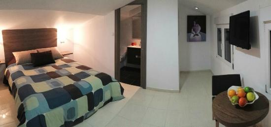 Albergue Cabo da Vila: suite