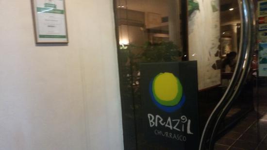 Brazil Churrasco: Selo TripAdvisor