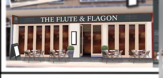 The Flute & Flagon