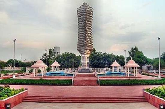 Muktsar, India: Mukte minar added by Vikas goyal