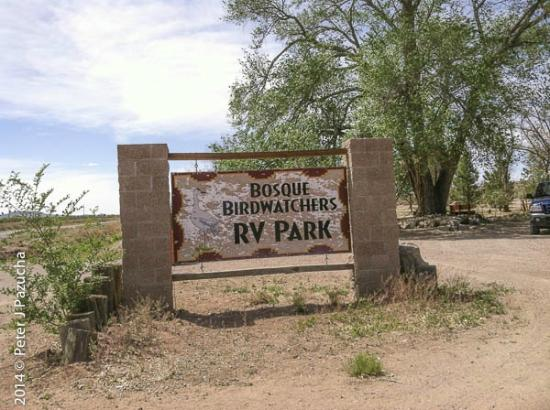 Bosque Bird Watchers RV Park