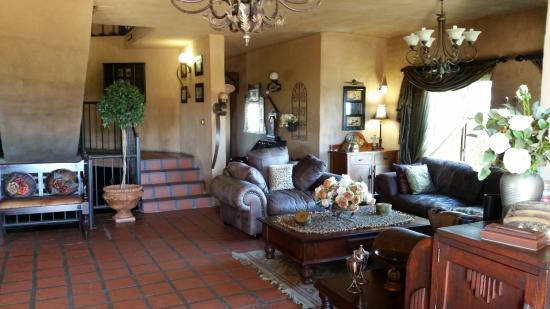 Dio Dell'Amore Guest House: our amazing room