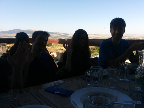 Gilboa Herb Farm: view