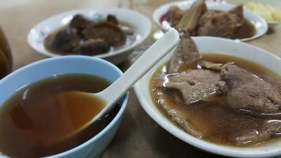 Zuo's Rougu Cha