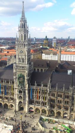 Bayern a Medida Day Tours and Excursions: Marienplatz