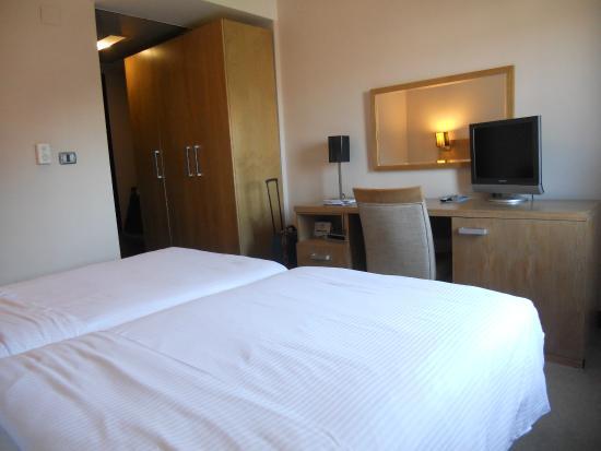 Hotel City: My room