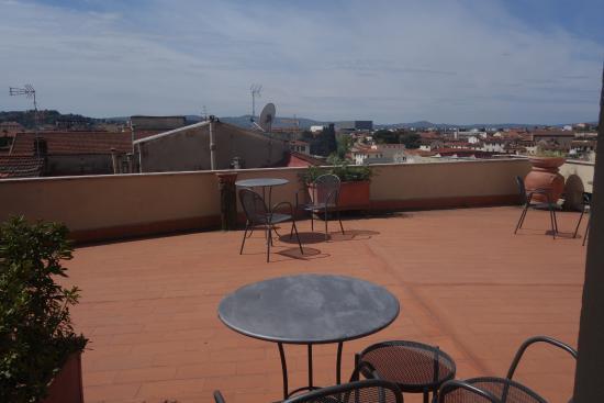 Alla Dimora Altea : the View from the room 6