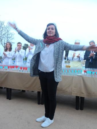 L'Oasi Di Selinunte - Club Marmara Sicilia : la belle Francesca