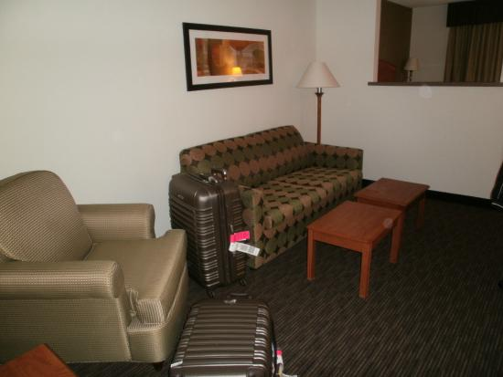 BEST WESTERN PLUS Denver International Airport Inn & Suites: suite