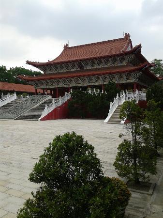 Qishan Confucian Temple