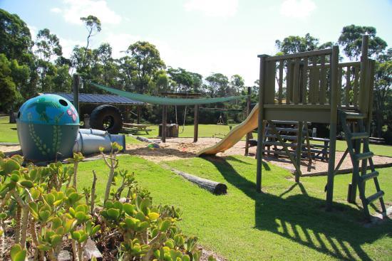 Woodbine Park Eco Cabins: Children's Playground