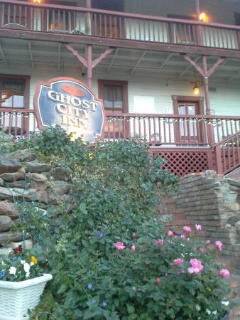 Ghost City Inn: Welcome!
