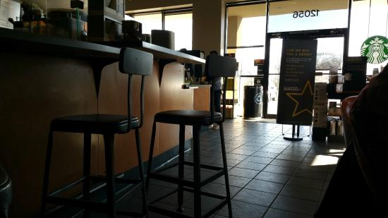 Sitting Area At Starbucks Cherry Hill Rd. Silver Spring, MD