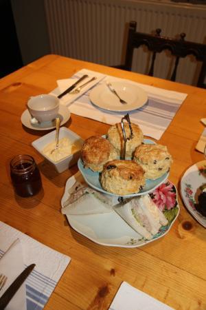 Cambridge House: Cream teas