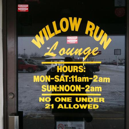 ‪Willow Run Lounge‬