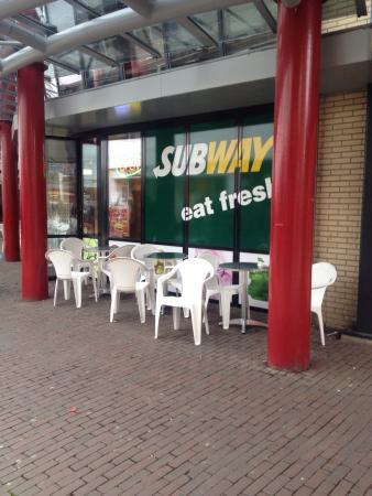 Subway in de Bogaard Rijswijk