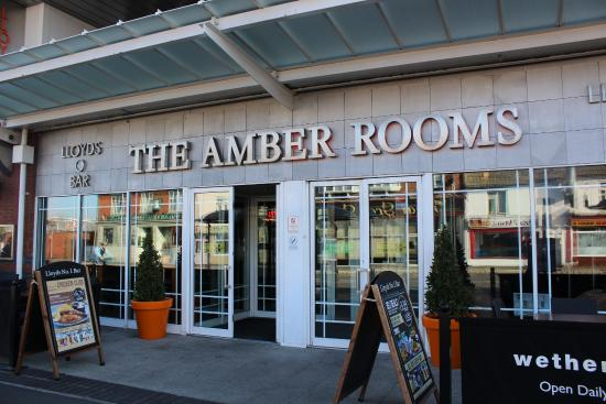 The Amber Rooms