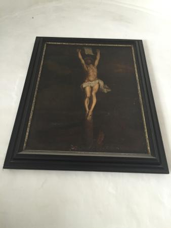 Santa Maria a Cetrella : At peace with thyself!