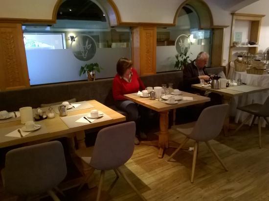 Hotel Gerl : Sala colazione/ristorante