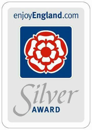Sandon Guest House: New Silver Award.