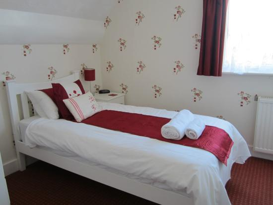 Cherry Tree Hotel: Single room