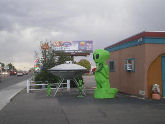 Western Inn: les Aliens de Roswell