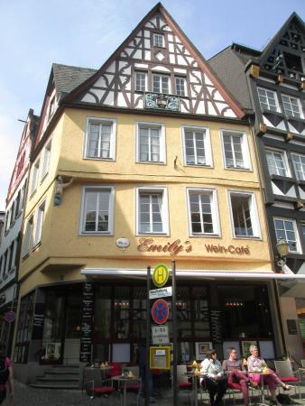Emily S Wein Cafe Cochem Restaurant Bewertungen