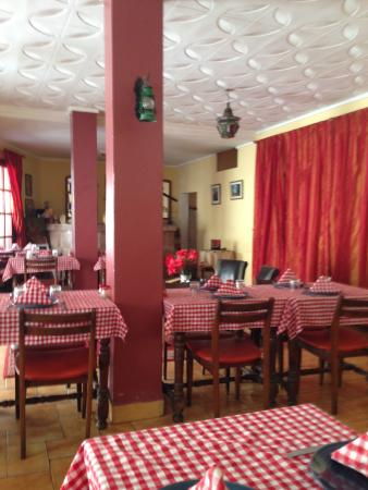 La portugaise : The restaurant