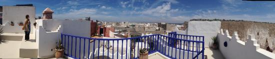 Riad l'Ayel d'Essaouira: View from the roof