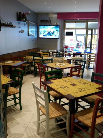 MANGIA E BEVI pizza-bar