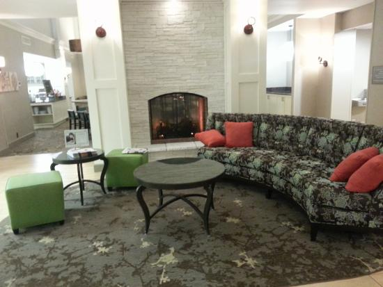 Homewood Suites by Hilton Dayton-South: Lobby.