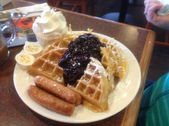 The Jammery: All You Can Eat Waffles
