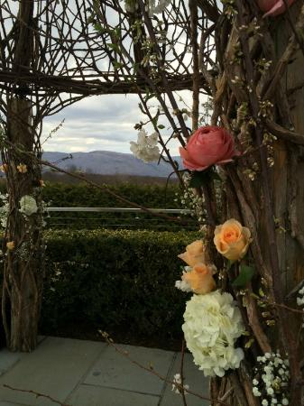 The Garrison - Golf, Restaurant, Events & Inn: Ceremony Views