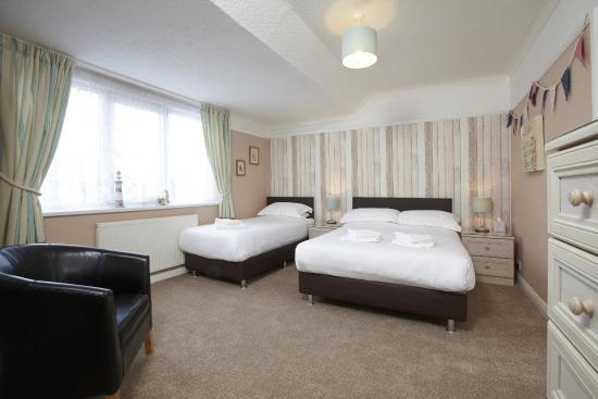The Bay Ridge Hotel: seaside room 19