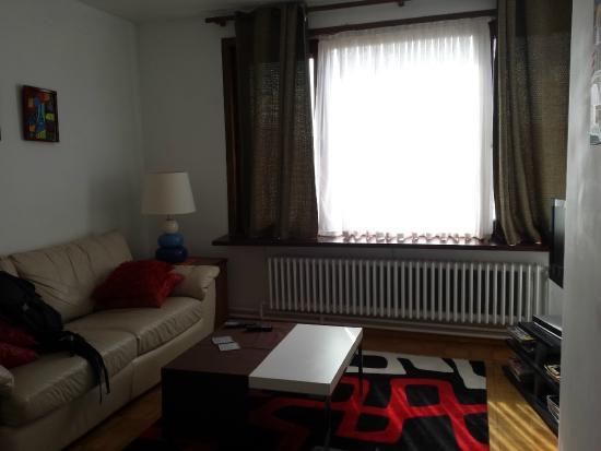 Bed and Breakfast Het Consulaat: Lounge area