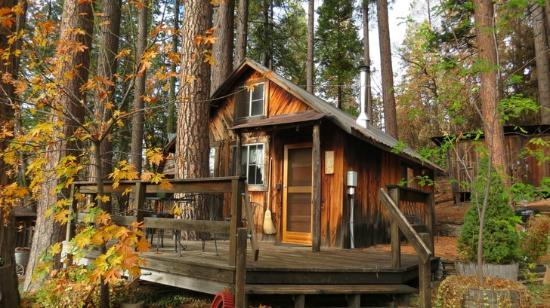 sugar pine cabin picture of sunset inn yosemite vacation