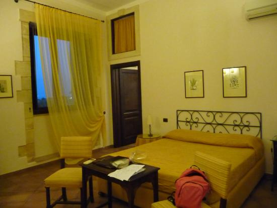 Relais Torre Marabino: Chambre