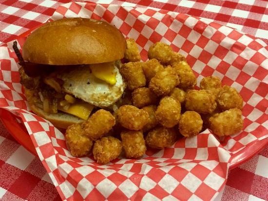 Fairfield, อิลลินอยส์: Burgerland