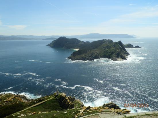 Barco Islas Cíes - Cruceros Rias Baixas: Isla San Martiño