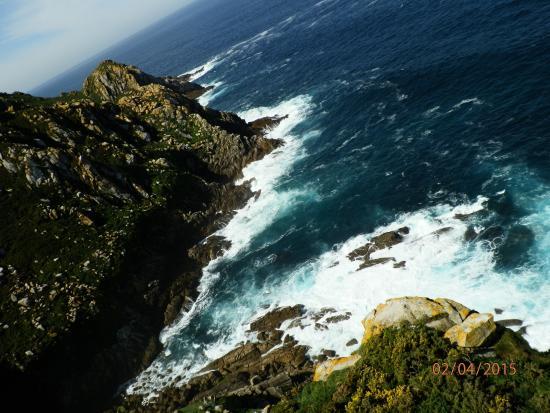 Barco Islas Cíes - Cruceros Rias Baixas: O Ruzo y mar abierto
